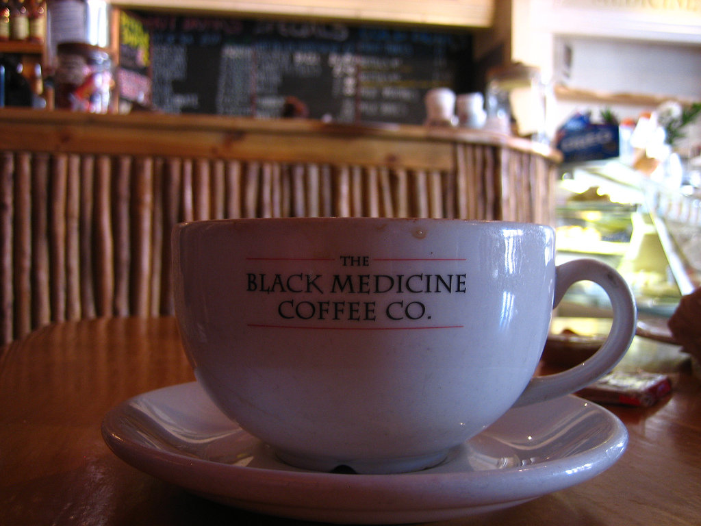 The Black Medicine Coffee Co. | © Jeremy Keith/Flickr