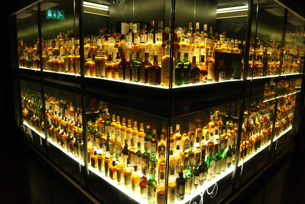 The Scotch Whisky Experience | © Ian Stannard/Flickr