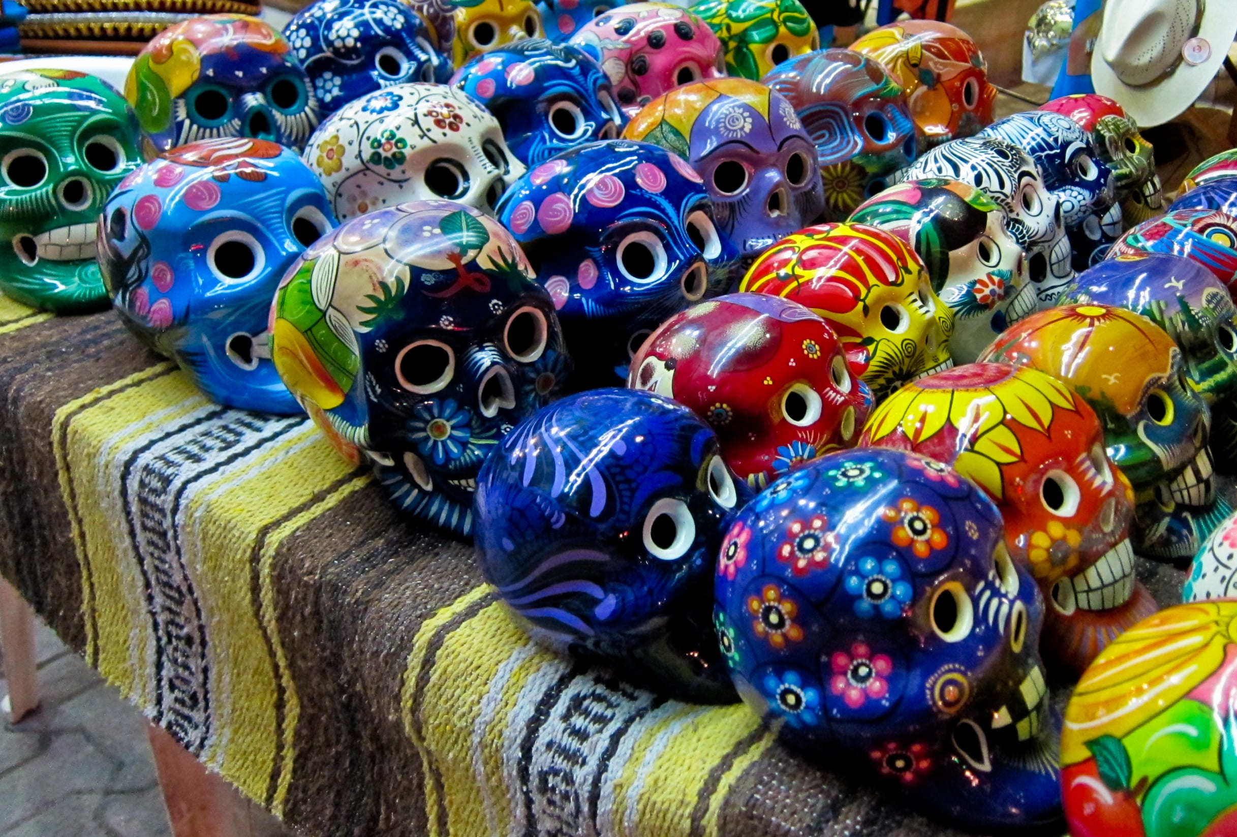 Everything you need to know about the sugar skull clay sugar skulls michael aka moik mcculloughflickr biocorpaavc Images