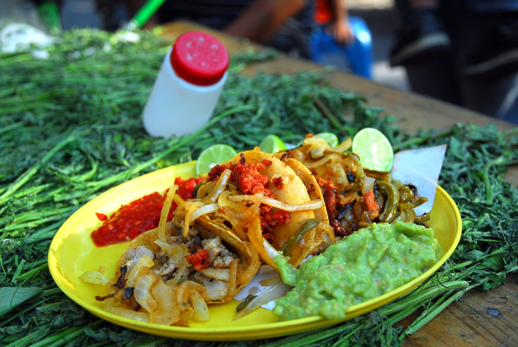 Mexico City food | © Thai Chu/Flickr