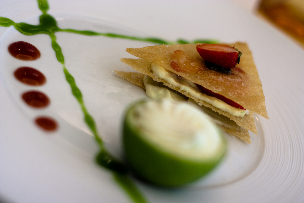 A touch of haute cuisine | © niki georgiev