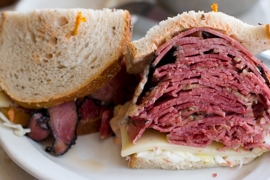 Corned Beef And Pastrami | © Brad Greenlee/Flickr