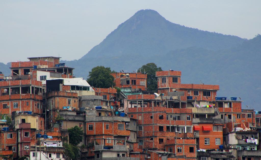 Typical favela architecture |© Raffaella Traniello/Flickr