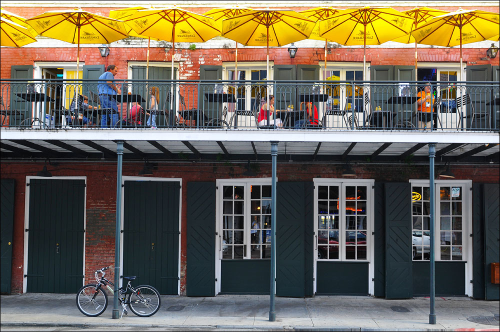 house front - french quarter - new orleans | © Thomas Münter/Flickr