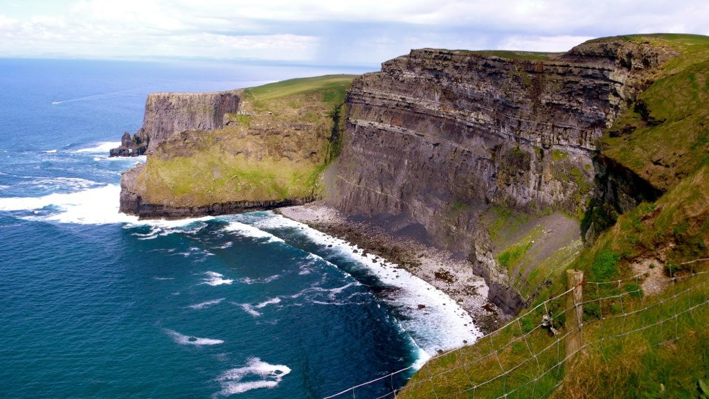 Cliffs of Moher | © Andrea Puggioni/Flickr