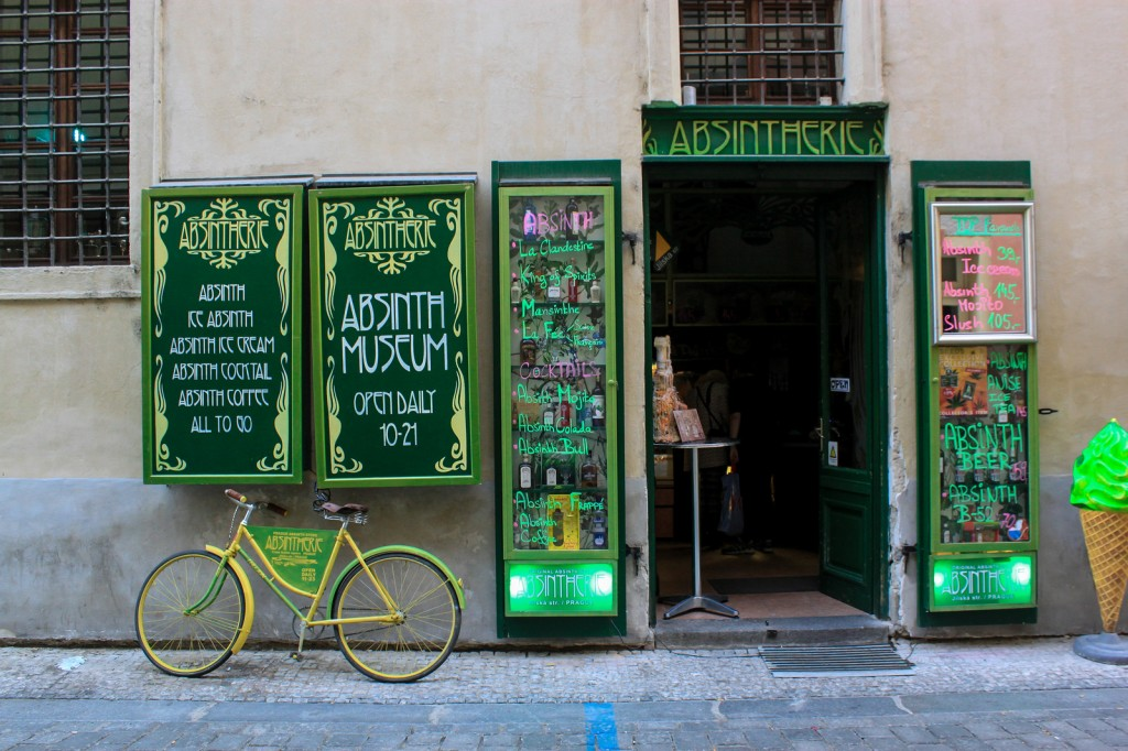 Absinthe Museum | Andy Hay / Flickr