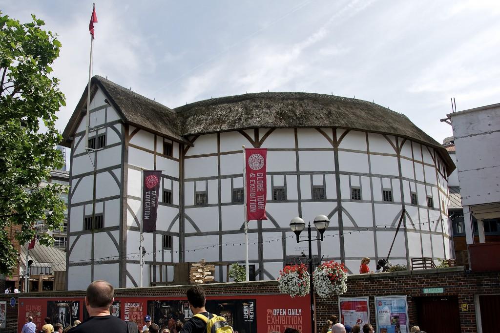 Shakespeare's Globe|©Martin Pettitt/Flickr