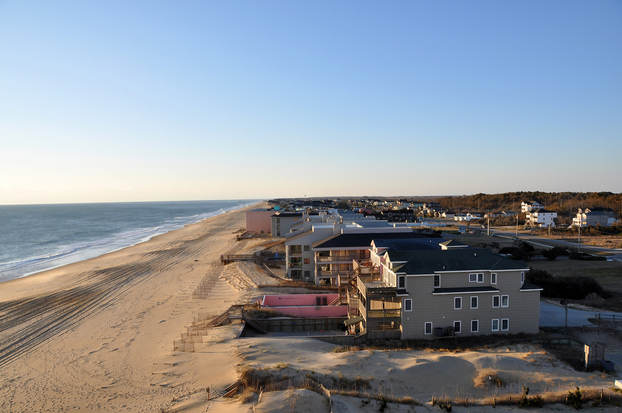 Outer Banks, NC | © James Willamor/Flickr