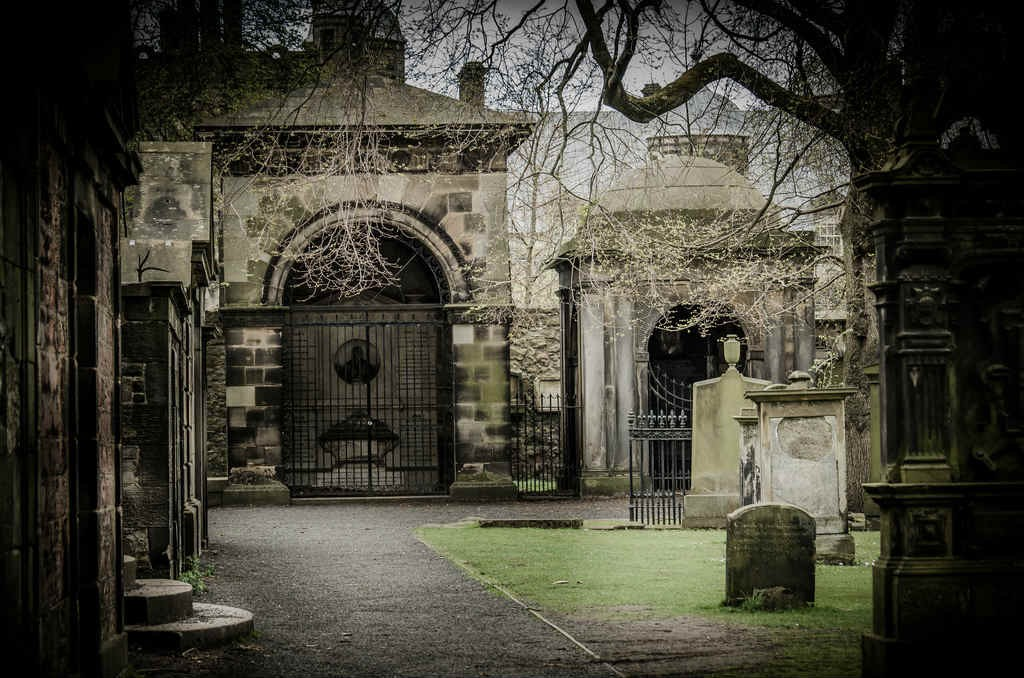 Greyfriars Kirkyard | © Donna C Green/Flickr