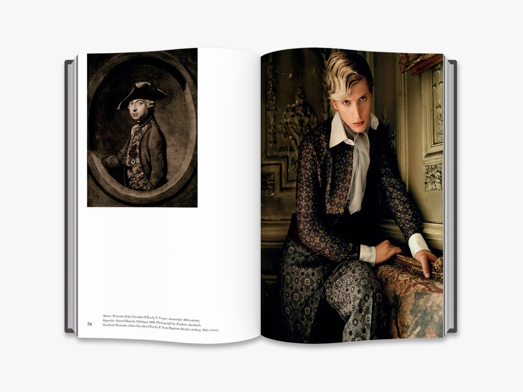 'Androgyne: Fashion + Gender', £40 | © Thames & Hudson