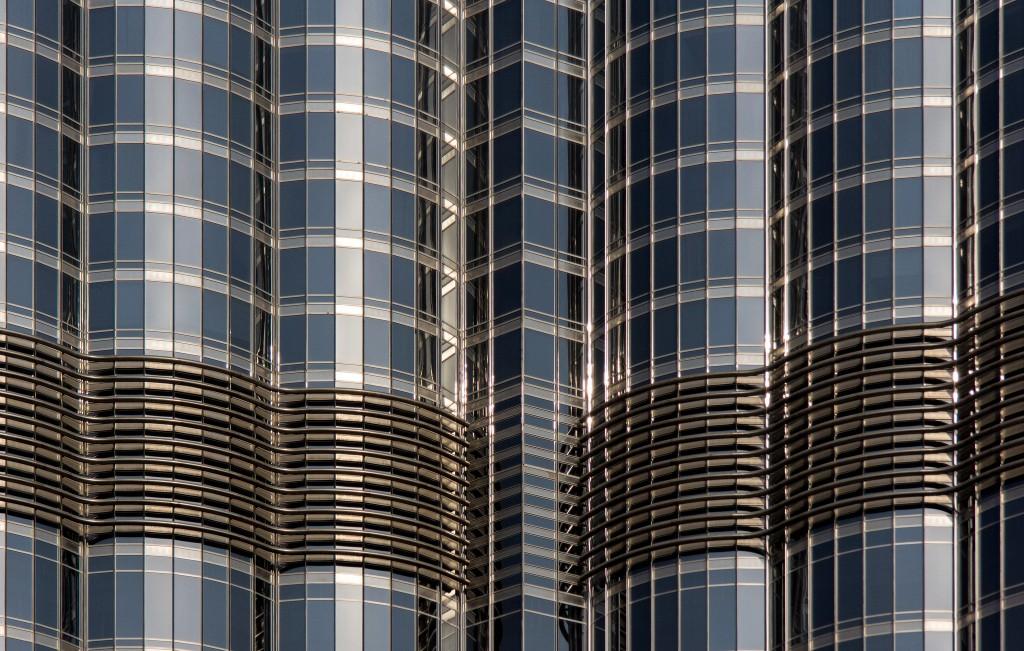 The Burj Khalifa up close | © Andrew Moore/Flickr