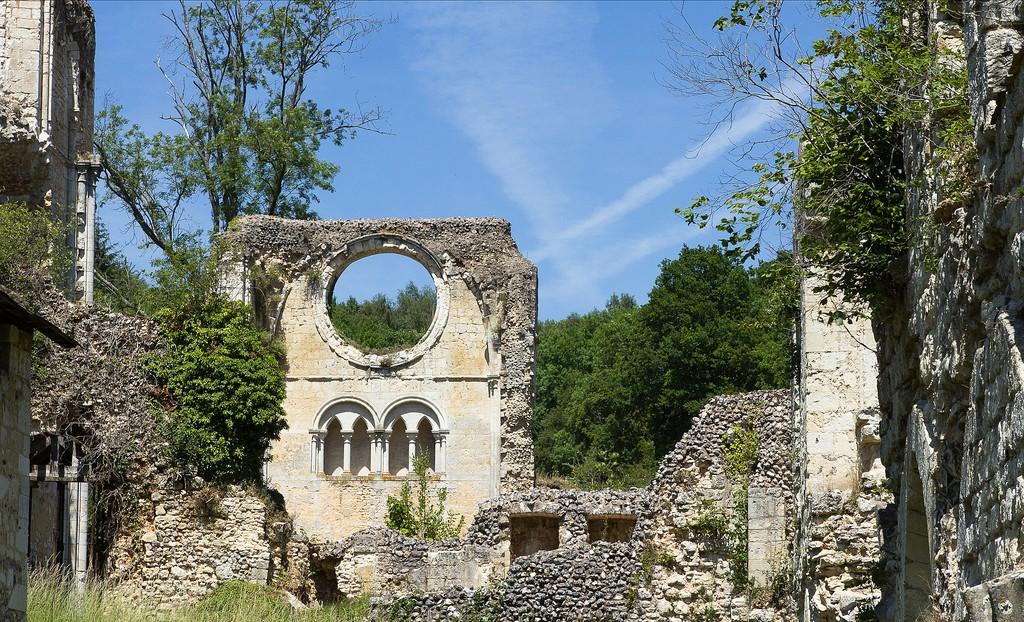 Abbaye de Mortemer │© Steve Fuerst