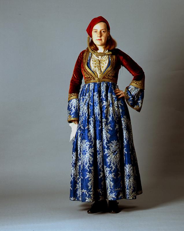 A brief history of the amalia dress for Spa uniform europe