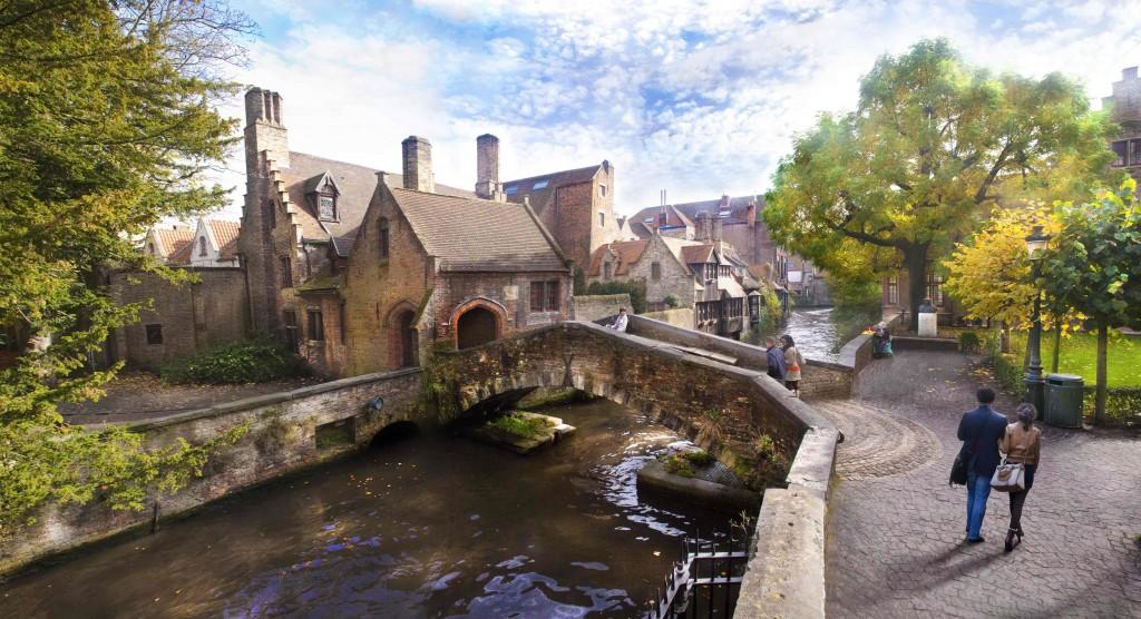 Bonifaciusbrug | © Jan D'Hondt / courtesy of Visit Bruges