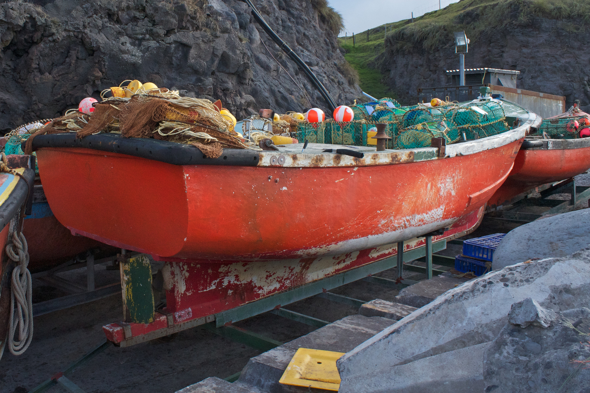 Brian Gratwicke lobster boat
