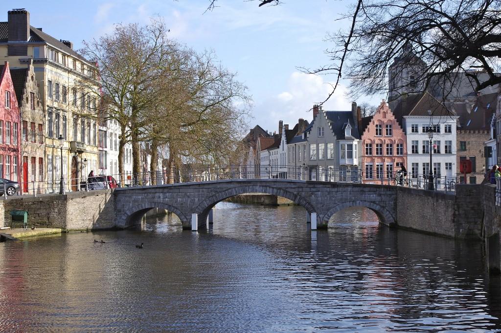 Bruges   © David Merrett/Flickr
