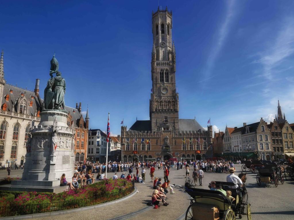 Bruges Belfry | © Jan Darthet / courtesy of Toerisme Brugge