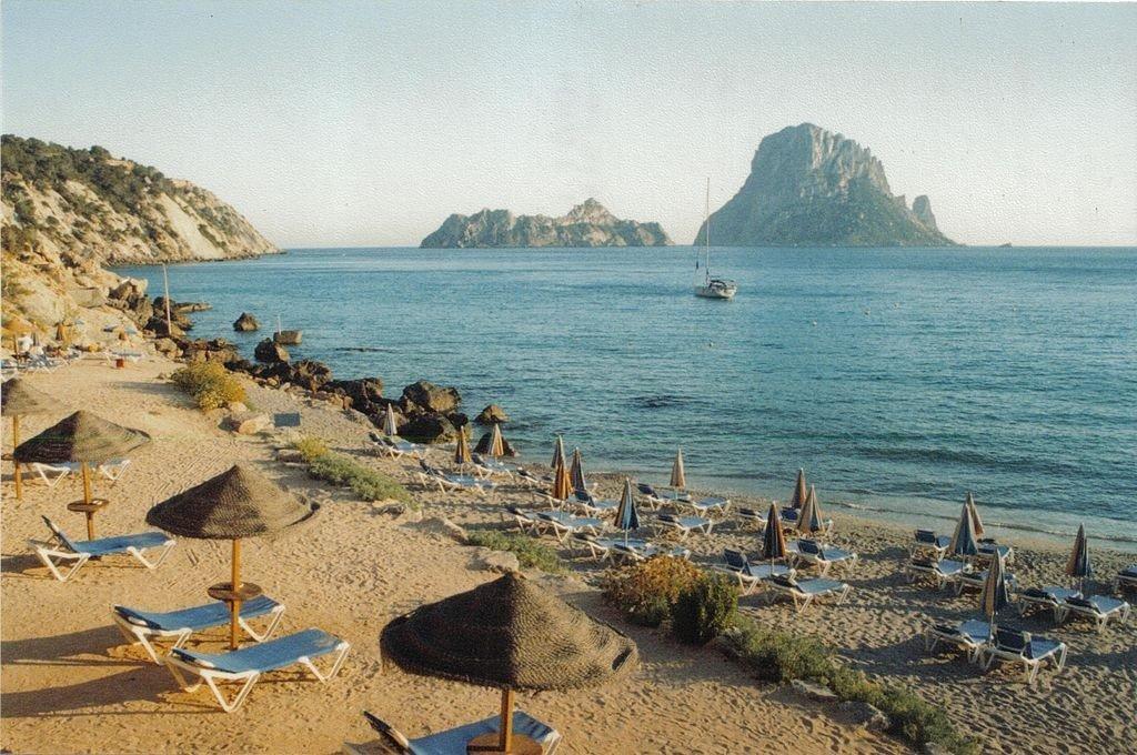 Cala d'Hort, Ibiza | ©athinaf