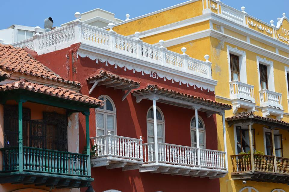 Cartagena Old City | © Nikki Vargas/The Pin the Map Project