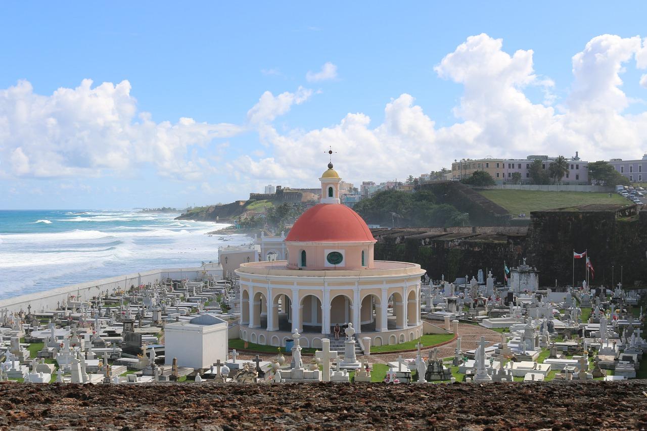 Cemetery, Puerto Rico | Public Domain/Pixabay