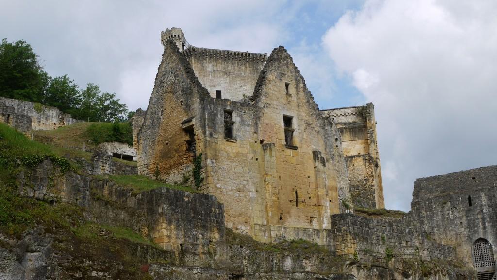 Château de Commarque │© Marie Thérèse Hébert & Jean Robert Thibault