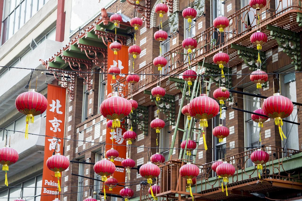 Chinatown, SF | Public Domain/Pixabay
