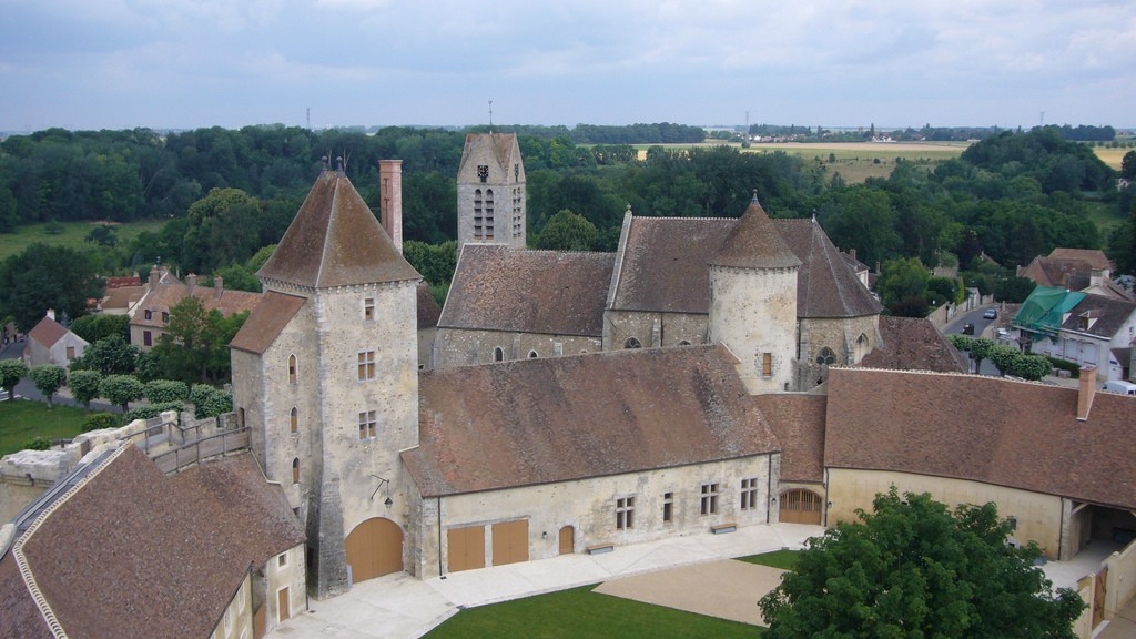 Château de Blandy-Les Tours │© Ted Drake