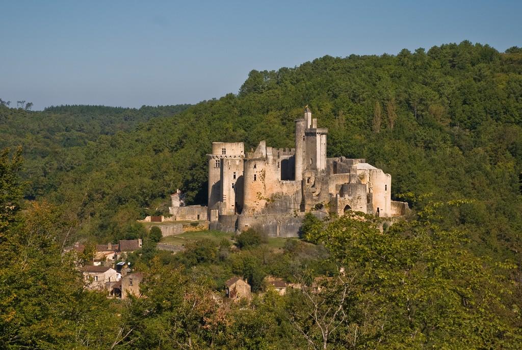 Château de Bonaguil │© Phillip Capper