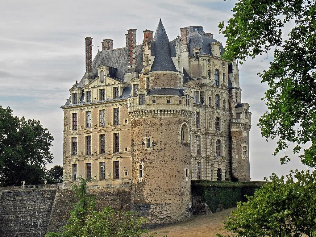 Château de Brissac │© Daniel Jolivet