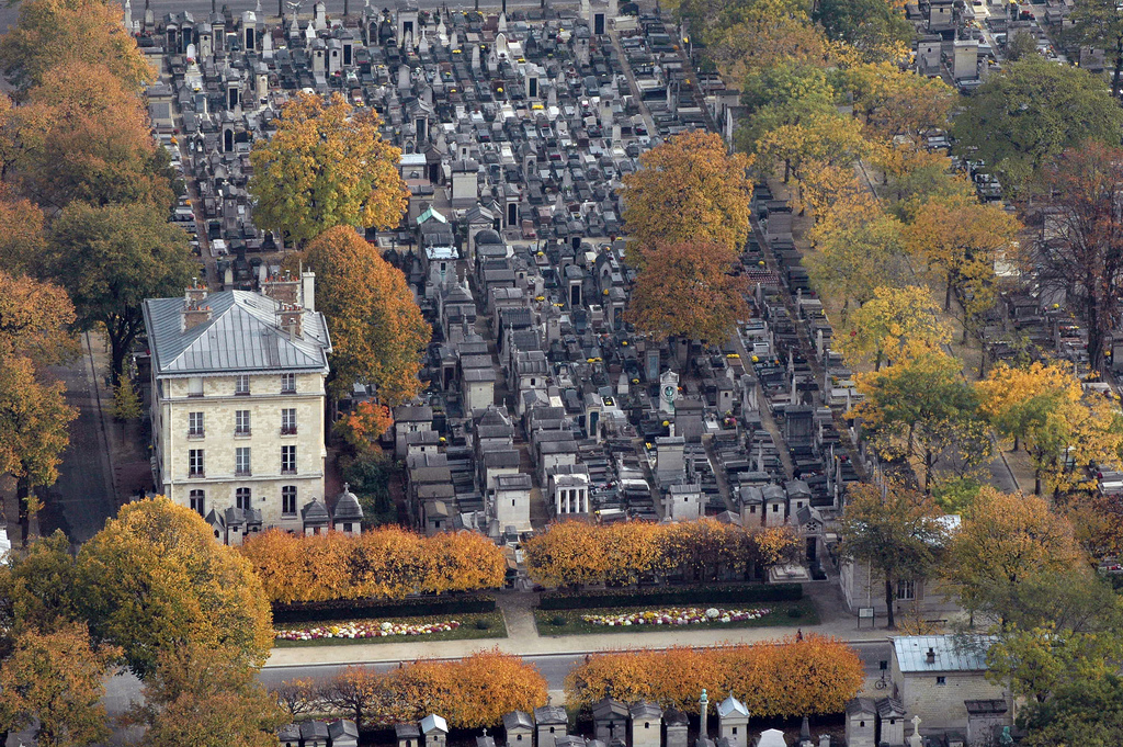 The Spookiest Haunted Places and Graveyards to Visit in Paris