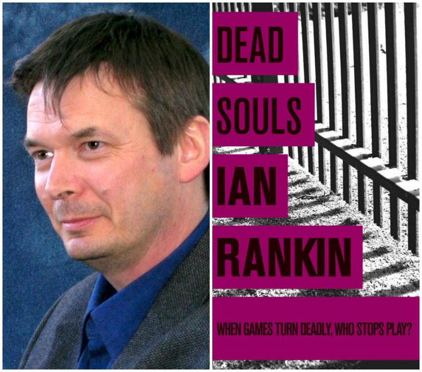 Ian Rankin | © WikiCommons // © Orion Publishing Group