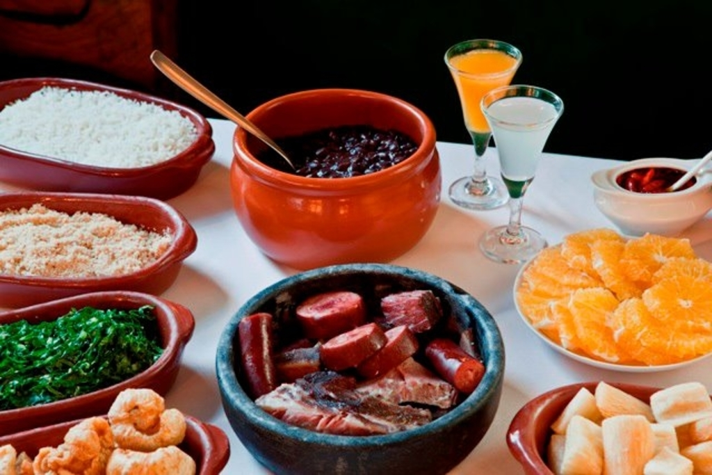 Feijoada at Casa da Feijoada |© courtesy of Casa da Feijoada
