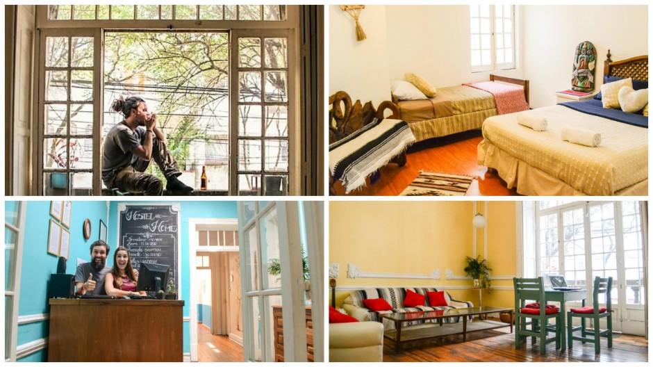 Hostel Home   Courtesy Hostel Home