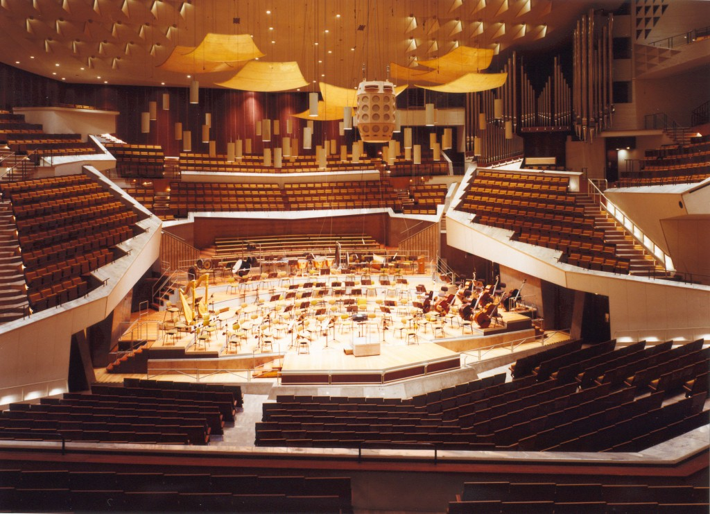 © Archives Berliner Philharmoniker