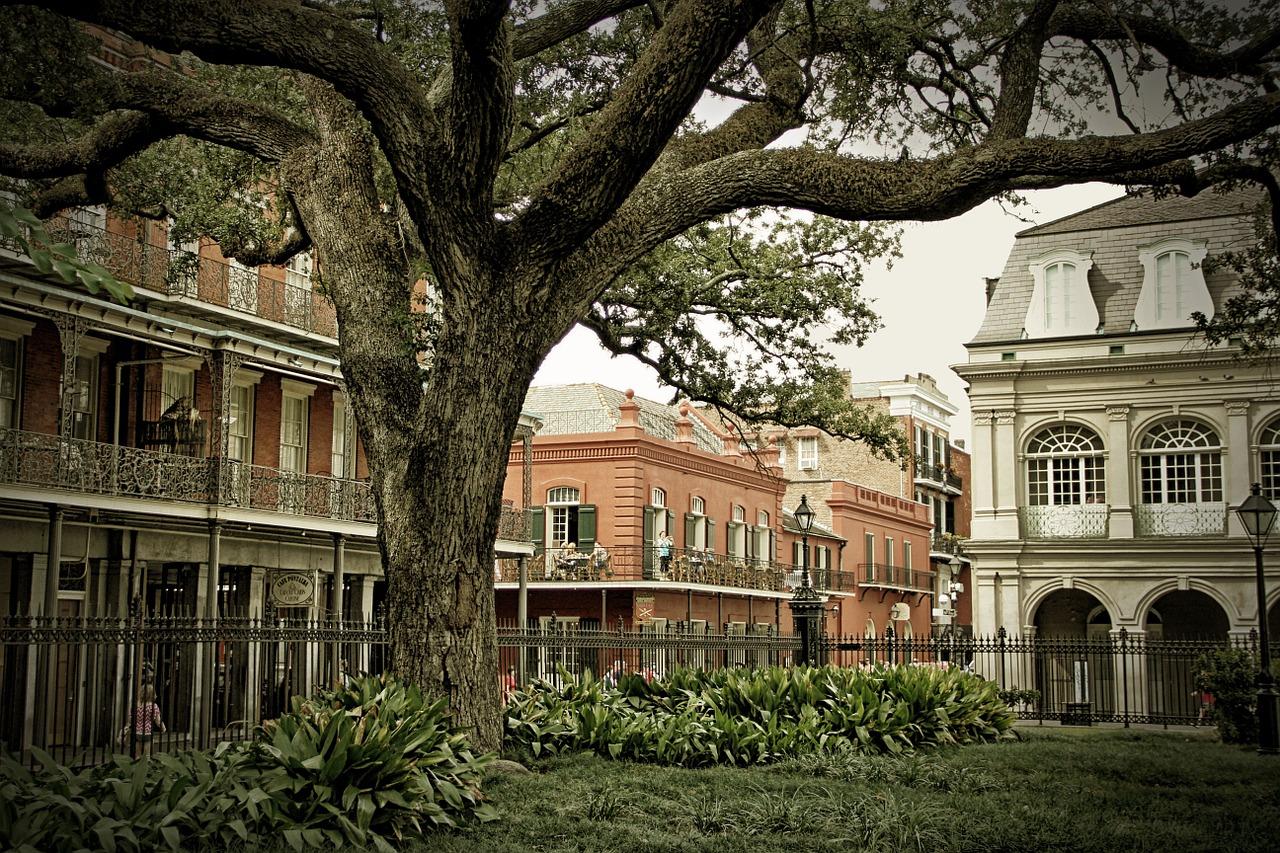 French Quarter, New Orleans   Public Domain/Pixabay