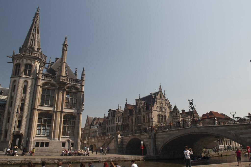 Ghent   © Anna & Michal/Flickr