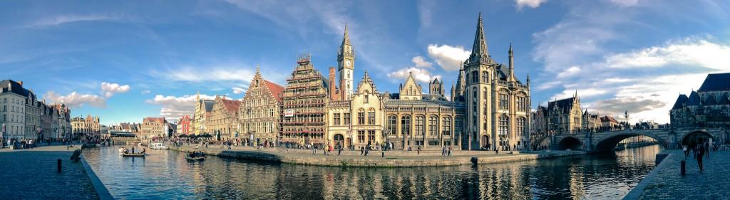 Ghent | © Mislav Marohnić/Flickr