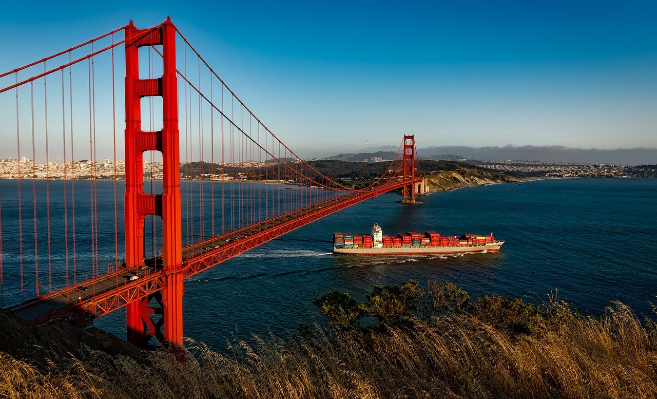Golden Gate Bridge | Public Domain/Pixabay