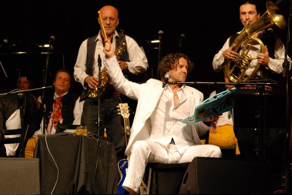 Goran Bregovic, Gucha Trumpet Festival | © Lilly M WikiCommons