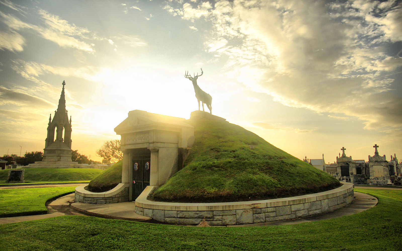 Decatur Cemetery Tour