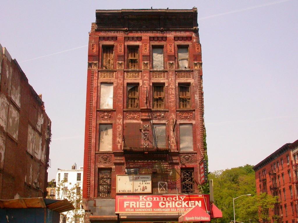 1970s Harlem | © Ioan Sameli / Wikicommons