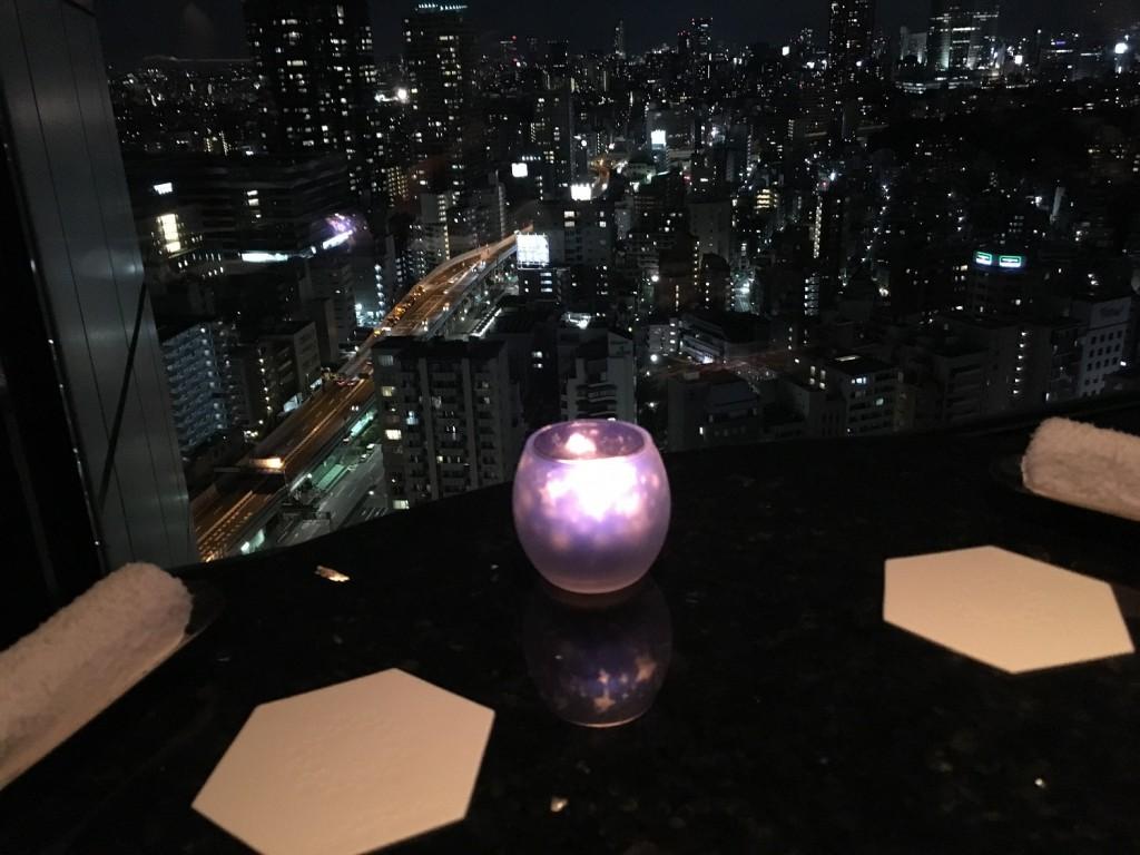 Sky Lounge Stellar Garden at Prince Park Hotel Tokyo | © Alicia Joy