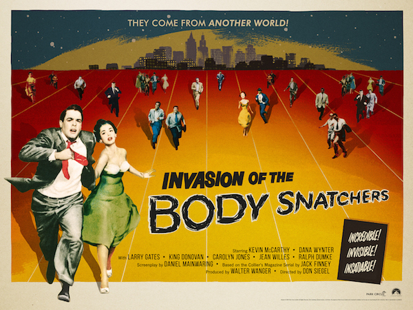 """invasion of the body snatchers and Regardless of its political commentary, invasion of the body snatchers is a staple in the sci-fi genre, as its """"pod people"""" have been referenced in pop culture for decades after the film's releaseset in the fictional california suburb of santa mira, a psychiatrist named dr miles bernell (kevin mccarthy) examines several of the town's residents as they claim their loved ones have been."""