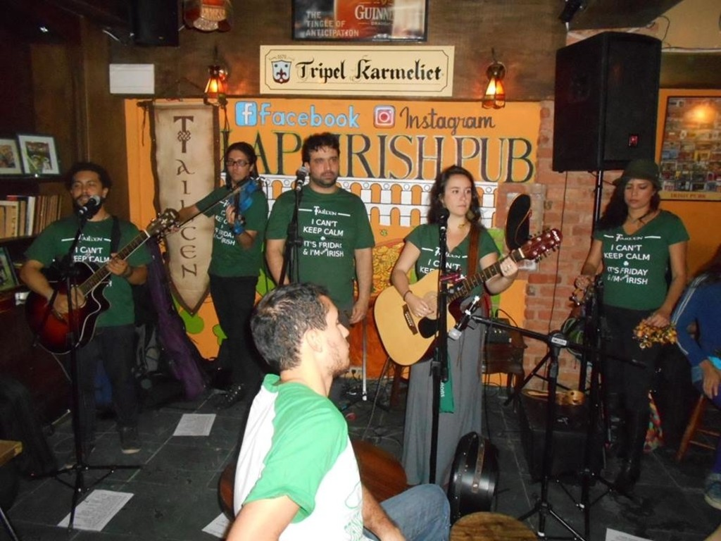 Lapa Irish Pub |© courtesy of Lapa Irish Pub