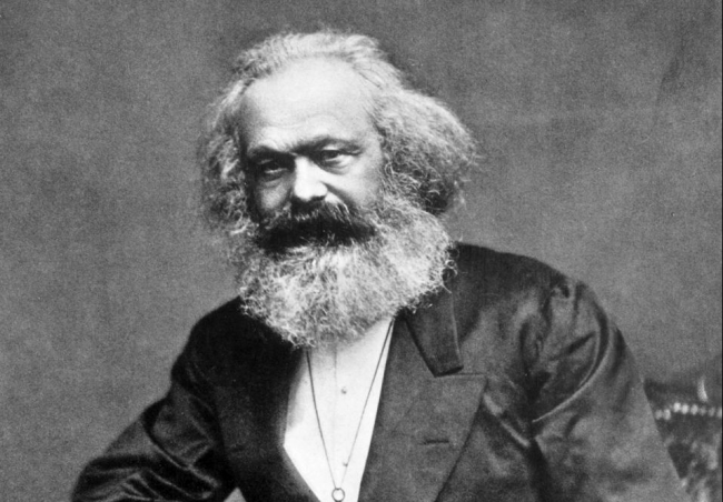 For Marx and also Marxism