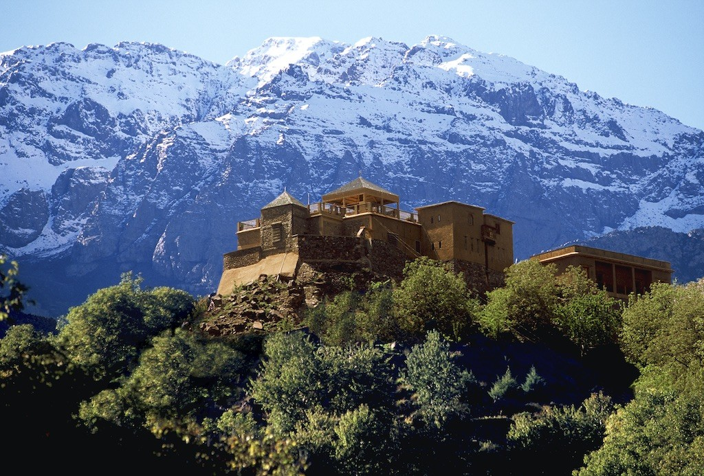 Kasbah du Toubkal | Photo: Alan Keohane