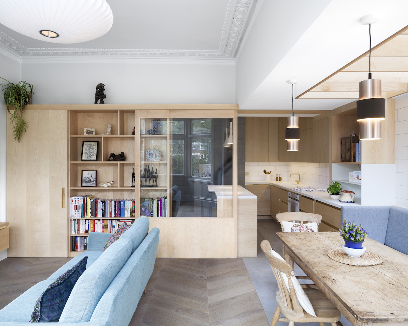 Zone Your Open Plan Spaces
