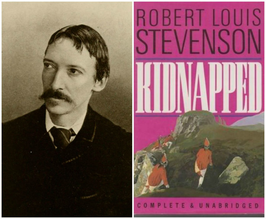 Robert Louis Stevenson | © WikiCommons // © Bounty Books