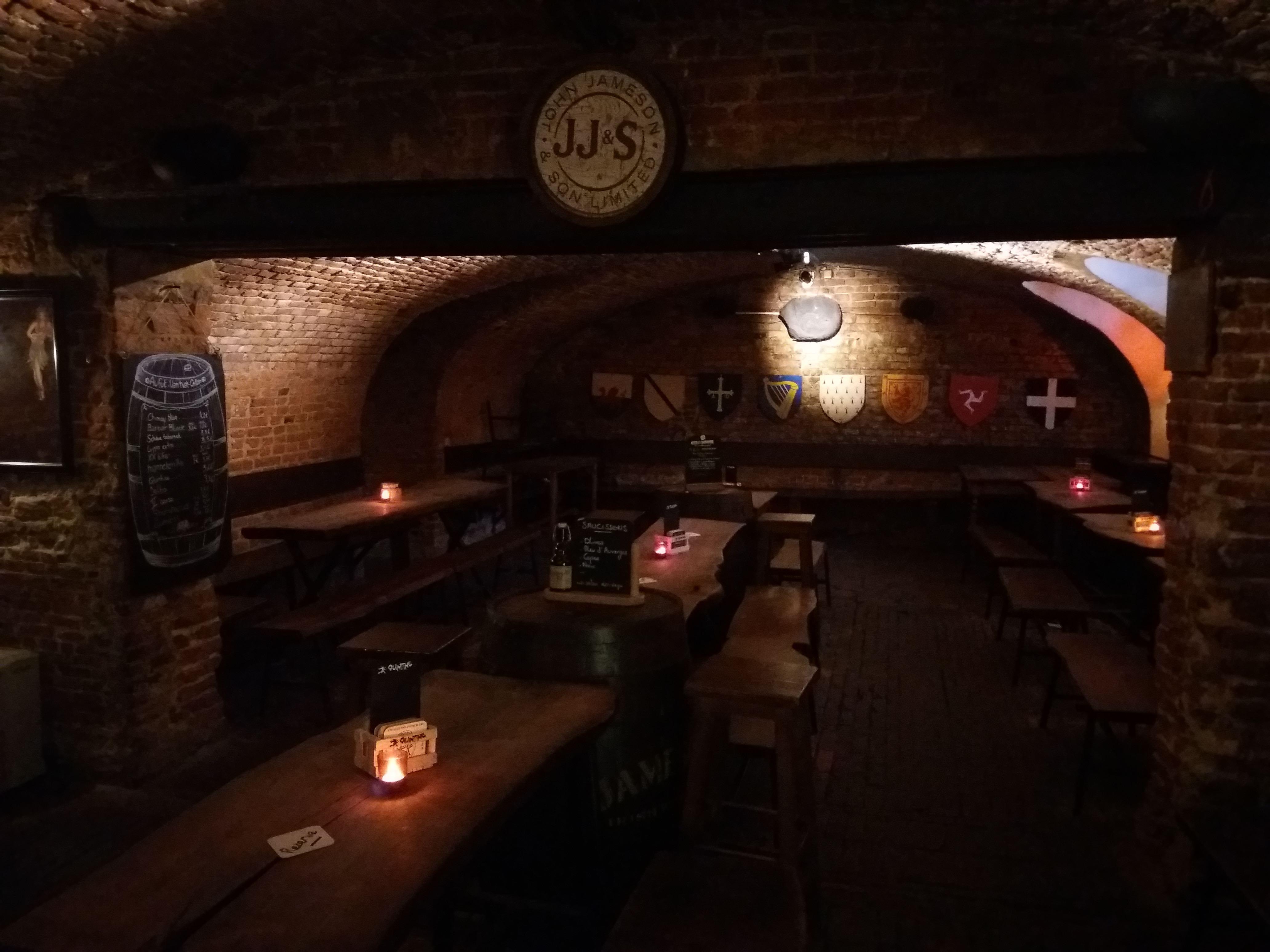 Porte Noir : Of the greatest beer bars in brussels