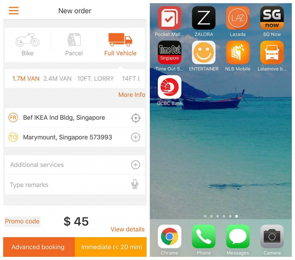 20 must have apps for living in singapore for Rearrange my living room app